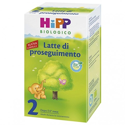 Latte Hipp 2 - 600 grammi
