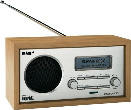 Imperial Dabman 30 Digitalradio