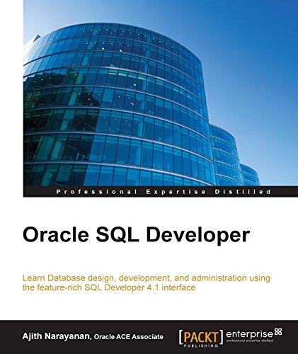 Oracle SQL Developer (English Edition)