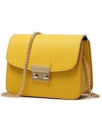 Les femmes ont frappé la couleur printemps sac bandoulière de poignée poignée large sac à bandoulière sac à bandoulière élégant diagonale sac à main sac TFAg05E
