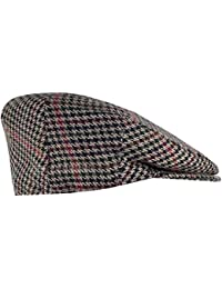 Mens Tweed Hats Classic Style With Inside Lining Winter Warm