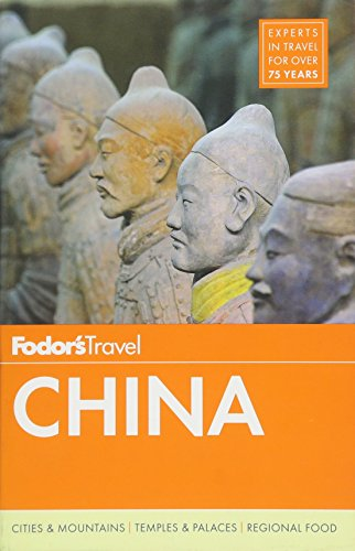 Fodor's China (Full-color Travel Guide, Band 9) River Road Pearl