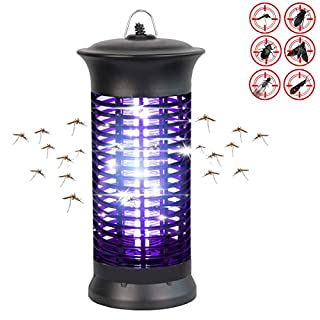 A+ 4w Electronic UV Flying Insect Killer Electric Indoor Mosquito Pest Fly Bug Zapper (2pcs)