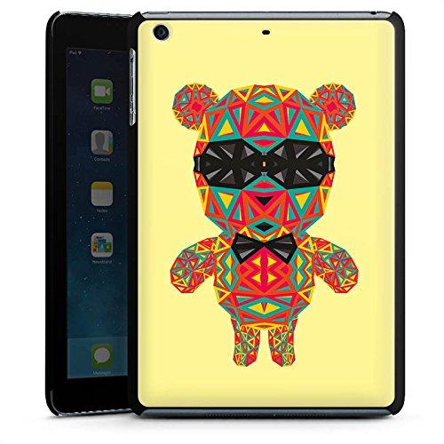 DeinDesign Apple iPad Mini 3 Hülle Schutz Hard Case Cover Geometric Bear Bär Sonnenbrille