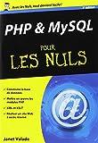 PHP et MySQL 5e poche pour les Nuls