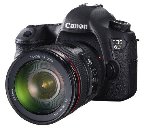 Canon EOS 6D Appareils Photo Numériques 20.6 Mpix
