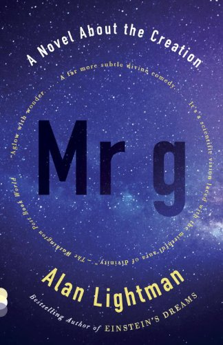 Mr g: A Novel About the Creation (Vintage Contemporaries) (Club Science Creation)