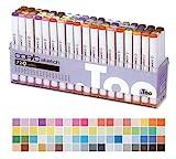 COPIC sketch 72er Set A 21075160 Marker Pinselmarker Profimarker Copicset