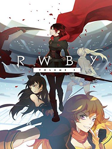 RWBY: Volume 3 [OV] (Feine Handtücher)
