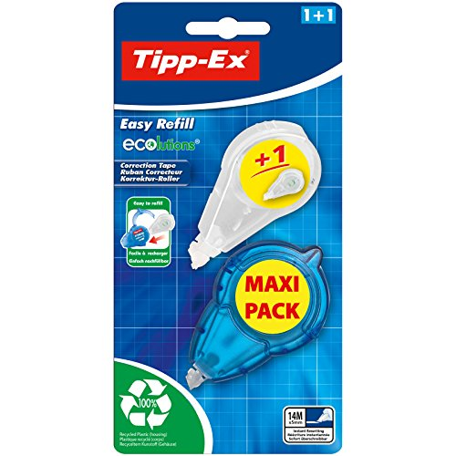 Tipp-Ex Ecolution Tipp-Ex Easy Refill nastro correttore