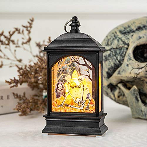 Mitlfuny Halloween coustems Kürbis Hexe Cosplay Gast Ghost Schicke Party Halloween deko,Halloween Kürbis Licht Lampe Tür Raumdekoration LED Laterne Party Home Requisiten (Men's Pair Mädchen Kostüm)