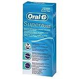 Oral-B SuperFloss Zahnseide 50 Fäden, 6er Pack (6 x 50 Stück)