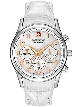 SWISS MILITARY-HANOWA Damen-Armbanduhr 06-6278.04.001.01