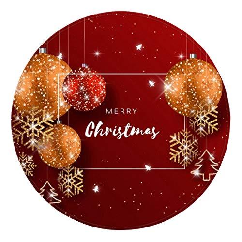 Winterurlaub Kostüm Ideen - OPALLEY, Weihnachten Dekorative Matten, Winterurlaub