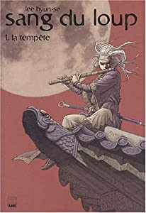 Sang du loup Edition simple Tome 1