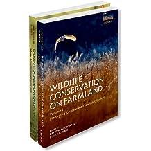 Wildlife Conservation on Farmland: Two volume set