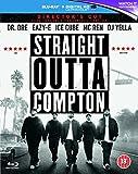 Straight Outta Compton - Director'S Cut [Edizione: Regno Unito] [Blu-ray] [Import anglais]