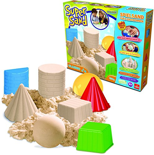 Super Sand - Clásico, juego creativo (Goliath 83216)
