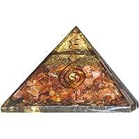 Crocon Karneol mit der orgone Pyramide mit Kristall, Edelstein-Generator für Reiki Healing Aura- und EMF-Schutz... preisvergleich bei billige-tabletten.eu