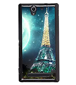 Fuson 2D Printed Designer back case cover for Sony Xperia C3 D2533 - D4510
