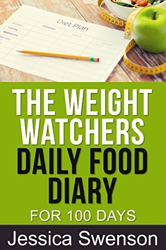 the-weight-watchers-daily-food-diary-for-100-days-volume-2