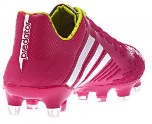 Predator LZ XTRX SG - Crampons de Foot pink