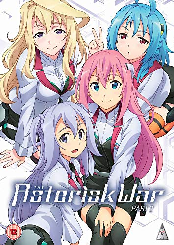 Asterisk War Part 2 [DVD] [2018]