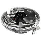 Nox H-100Prozessor Fan–Computer Kühlung Komponenten (Prozessor, Fan, Sockel 755, AMD A, Athlon, Athlon FX, Athlon II X2, Athlon II X3, Athlon II X4, Athlon X2, Core i3, Core i5, COR, Aluminium, 85x 25x 85mm)