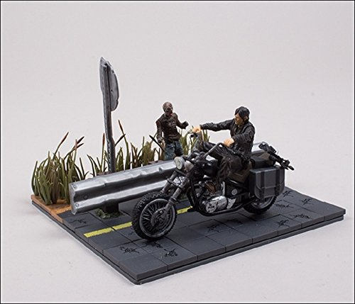 Walking Dead Tv Building Set Daryl Dixon 4