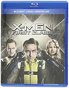 X-Men First Class [Blu-ray] [US Import]