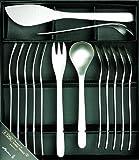 Sori Yanagi Fruit Forks and Spoons Set 1...