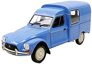 Solido 421184110Citroen acadiane (1984), Vehículo