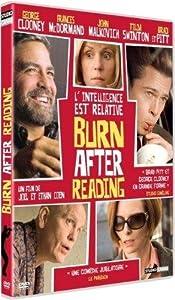 """Afficher """"Burn after reading"""""""