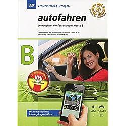 Führerschein LEHRBUCH KLASSE B, top aktuell!