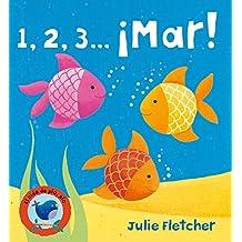 1,2,3 ¡al mar! (El nido de pío, pío)