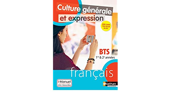Amazon In Buy Cahier Culture Generale Et Expression