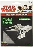 Fascinazioni Metal Earth - Star Wars Il Jedi Finale - Kit TIE Silenore 3D di Kylo Ren