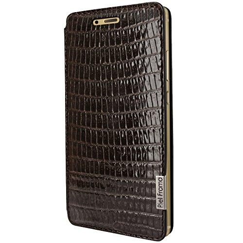 Piel Frama 'FramaSlim-Custodia in Pelle per Huawei P9, Colore: Marrone...