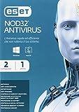 Eset NOD32 Antivirus 2 Utenti per 1 Anno