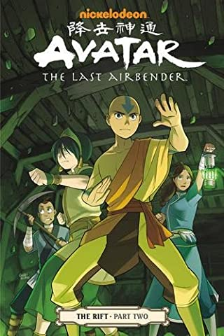 Avatar: The Last Airbender - The Rift Part 2-