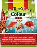 Tetra Pond Colour Sticks (Hauptfutter zur Entfaltung der natürlichen Farbenpracht aller Teichfische), 4 Liter Beutel