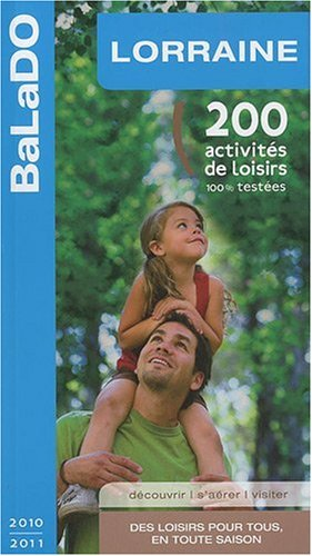 Guide BaLaDo Lorraine 2010-2011
