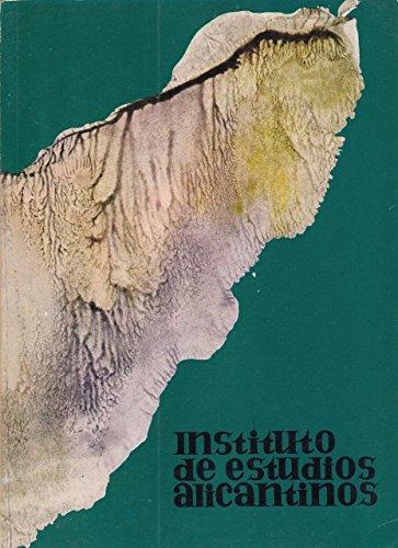 REVISTA INSTITUTO DE ESTUDIOS ALICANTINOS. Nº9. 1973. SENTIDO SOCIAL DEL TEATRO DE MIGUEL HERNÁNDEZ; LOS ENTERRAMIENTOS CALCOLÍTICOS Y DEL BRONCE DEL MAS DE FELIP, IBI, ALICANTE