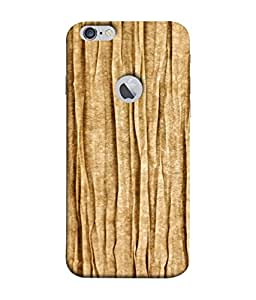 Digiarts Designer Back Case Cover for Apple iPhone 6 (Logo View Window Case) (Zig Zag Cirlce Rectangle Square)