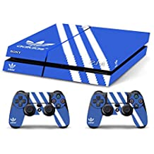 Skin PS4 HD ADIDAS - limited edition DECAL COVER ADHESIVO playstation 4 SONY BUNDLE