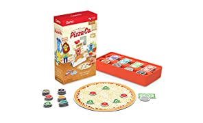 Osmo - Pizza Co. Game - Ages 5 - 12 - Communication Skills & Mental Math - For iPad and Fire Tablet (Osmo Base Required)