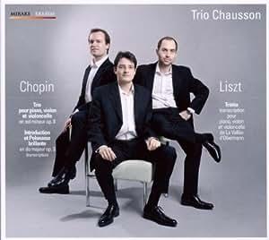 Trio Pour Piano, Violon & Violoncelle Op.8