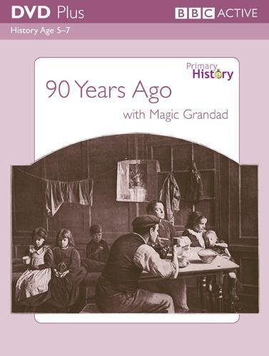 MG Ninety Years Ago DVD Plus Pack (Magic Grandad)