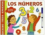 Los números: ¡Un libro pizarra! (Luna de papel)