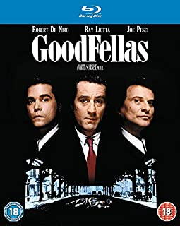 Goodfellas [Blu-ray + UV Copy] [1990] [Region Free] (B00BMVCZL8) | Amazon price tracker / tracking, Amazon price history charts, Amazon price watches, Amazon price drop alerts